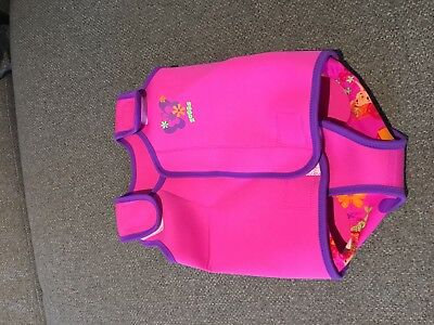 Zoggs Baby Swimming Body Warmer 6-12 Months
