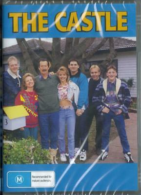 The Castle - New & Sealed Dvd - Free Local Post