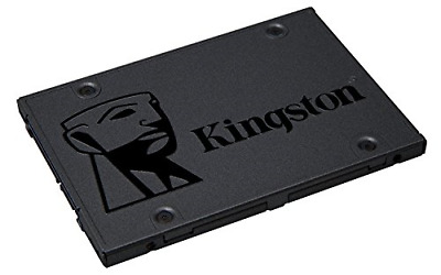 "Kingston A400 SSD 240GB SATA 3 2.5"" Solid State Drive SA400S37/240G - Increas..."