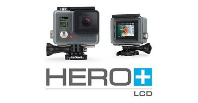 GoPro Hero+ LCD con accessori - COME NUOVA - ACTION CAM CON BLUETOOTH E WI-FI