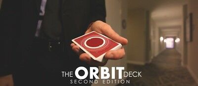 Orbit Deck Second Edition - New & Sealed. SOLD OUT. Rare. (1 Deck)