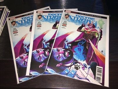 Doctor Strange 382 SOLD OUT 1st Print Donny Cates Sentry Marvel Legacy 2017 HOT