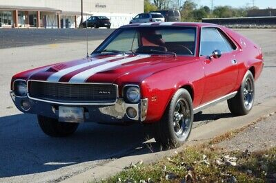 1968 AMX -CLEAN CLASSIC-RECENT RESTORATION- SEE VIDEO 1968 AMC AMX, Red with 0 Miles available now!