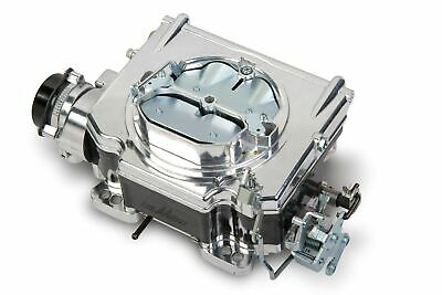 Holley 1904 Street Demon 4 Bbl Carburetor Polish & Poly Finish 750 Cfm