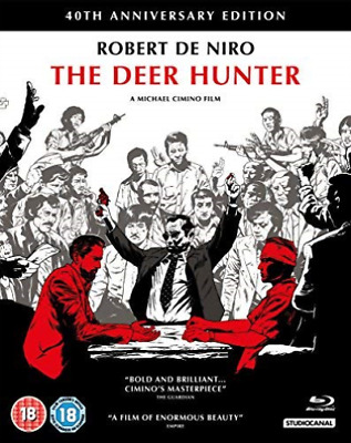 Deer Hunter The BLU-RAY NEW