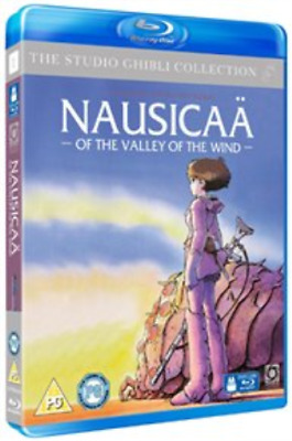 Nausicaa of the Valley of the Wind Blu-ray NEW
