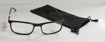 4306eeb77d Lacoste Men s Eyeglasses L2808 001 Black Full Rim Optical Frame 55-18-145