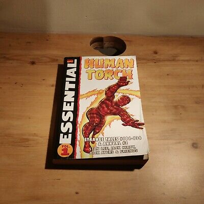 Marvel comics Human Torch strange tales #101-134 Essential Volume 1