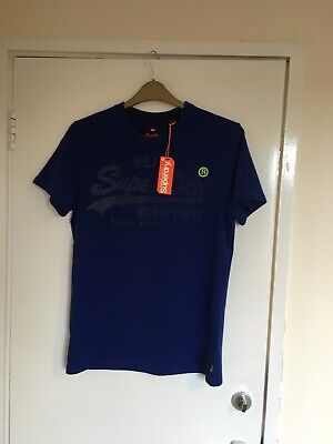 Men's Superdry T-shirt Medium New With Tags