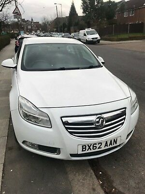 VAUXHALL INSIGNIA 2.0 SRI CDTI AUTO (2012reg) FULL MOT 1 PREVIOUS OWNER CAT N