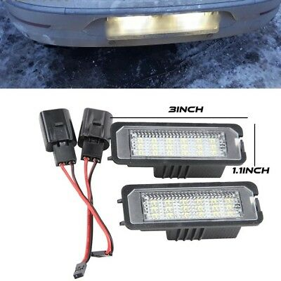 Luci Targa A Led Volkswagen Golf 4/5/6/7