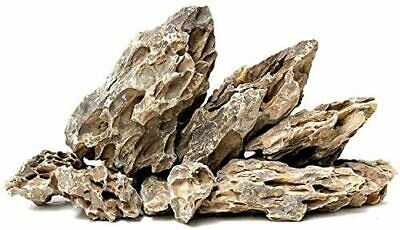 Roca Natural Dragon 1 Kg Decoracion Acuarios Terrarios Asiatica Estilizada