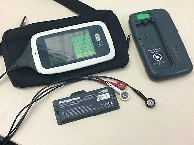 Medicalgorithmics Portable Pocket Ecg Machine - Micro SD - 3G Sim PECGT-III