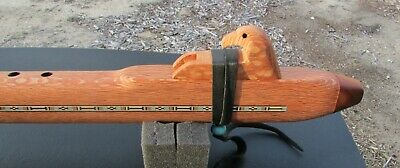 66 - Native American Flute  -  Lacewood  - Key of Low D