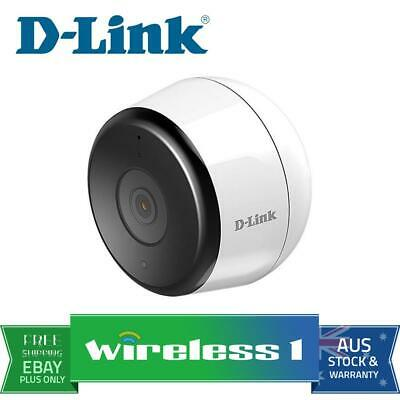 D-Link DCS-8600LH 1080P Full HD Indoor & Outdoor Wi-Fi Camera 2 Way Audio IP65