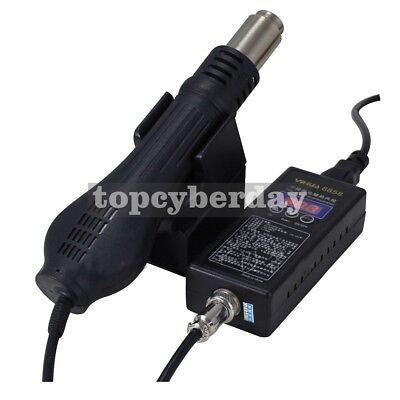 Yihua 8858 220V Portable BGA Rework Solder Station Hot Air Blower Heat Gun