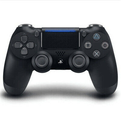 Sony PlayStation 4 PS4 Dualshock 4 Wireless Controller Jet Black NEW