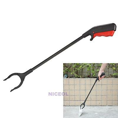 "24"" Reaching Grip Pick Up Claw Gripper Extension Grabber Helping Hand Extend Arm"