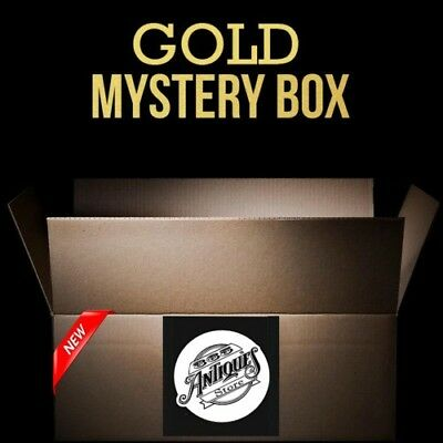 Mysteries box new item anything possible Rolex jewelry Iphone Laptop gold coins