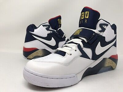 cd96bbba56 Nike Air Force 180 Olympic USA Dream Team Barkley Men's Size 10.5 (310095- 100