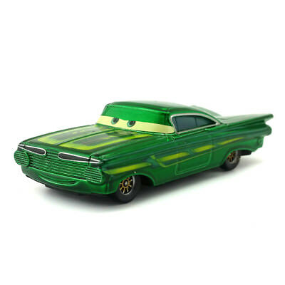 Disney Pixar Cars Green Ramone Diecast Toy Model Car 1:55 Loose Boys Gift