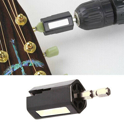 Acoustic Electric Guitar Bass Peg String Winder Head Tools Pin Puller Tool Accs