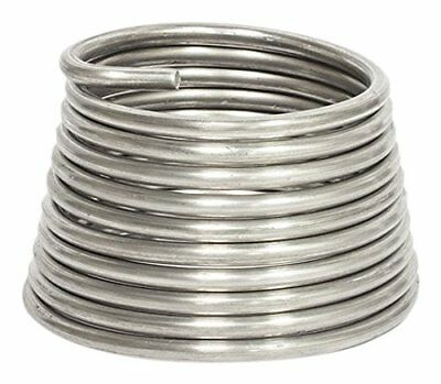 Jack Richeson Jack-400360 Armature Wire 1/4 Inch .25 10, 10Ft, Silver