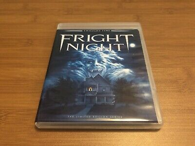 Fright Night (Twilight Time Limited Edition Series Blu-ray)