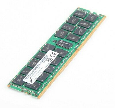 Micron 16GB 2RX4 PC4-2133P RB0-10 Reg ECC Server Memory