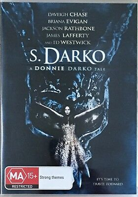 S. DARKO: A Donnie Darko Tale DVD Thriller SCI-FI Action HORROR
