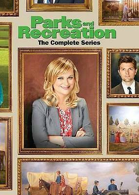 Parks and Recreation: The Complete Series season 1 2 3 4 5 6 7 DVD, 20-Disc Set