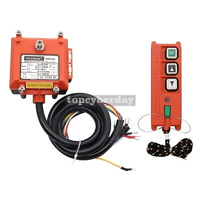 F21-2S Industrial Wireless Remote Control for Hoist l Winding Engine Sand-blast