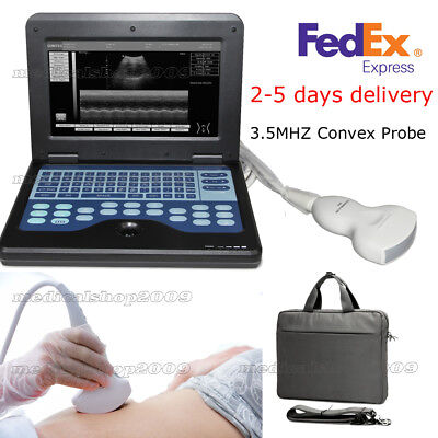 CMS600P2 Digital Portable Ultrasound Scanner ultrasonic Machine,Convex Probe,USA