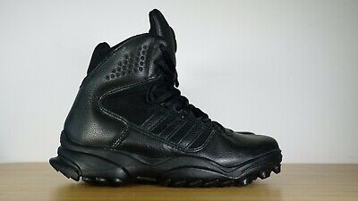 773373db02d Adidas GSG9.7 Olympic G62307 Black Leather Tactical Boots Men s Size 4