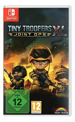 Tiny Troopers Joint OPS XL Nintendo Switch Standard / Neu