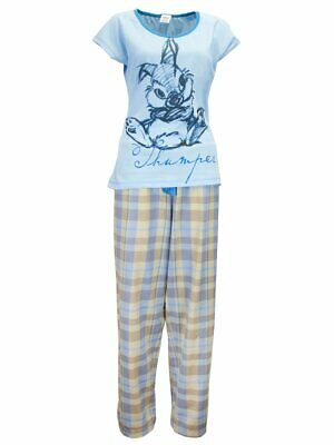 Official Disney THUMPER PYJAMA Leggings T-Shirt Footlets Socks Bambi PJ Pajamas