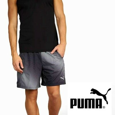 Puma Pace 5 Inch Fitness Running Shorts Mens Black 513783 01 EE36