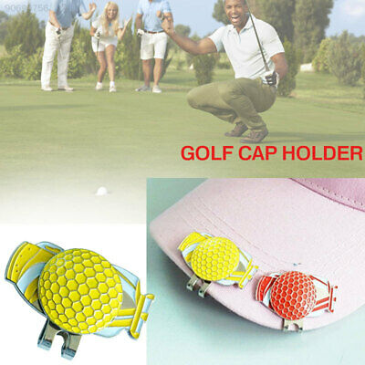 A6AA Golf Cap Clip Magnetic Durable Gift Outdoor Decoration Club Shoes Alloy