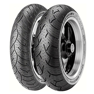 Coppia gomme pneumatici Metzeler Feelfree Wintec 110/70-16 52P 130/70 R 16 61P