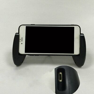 Goose Egg Gamepad Hand Grip Clip Stand For Smart Phone Gaming Handle Black tI