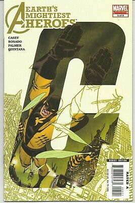 Avengers (Earths Mightiest Heroes) #5 : March 2007 : Marvel Comics
