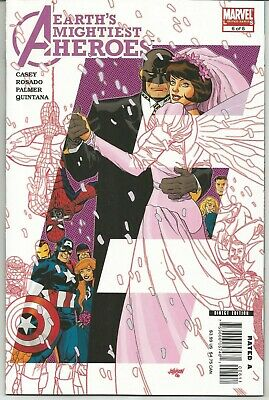 Avengers (Earths Mightiest Heroes) #6 : March 2007 : Marvel Comics