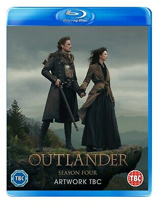 Outlander: Season Four [Blu-ray]