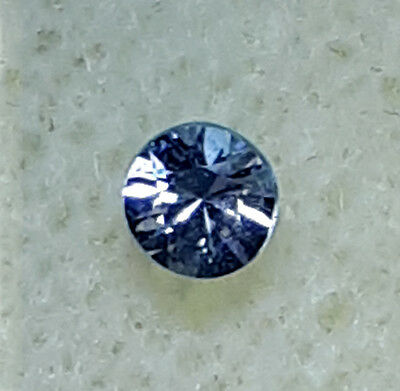 0.130 Ct ULTRA RARE COLLECTORS GEM UNHEATED BLUE KORNERUPINE From Tanzania