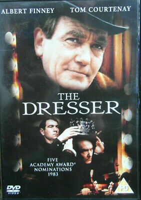 THE DRESSER - DVD - Albert Finney