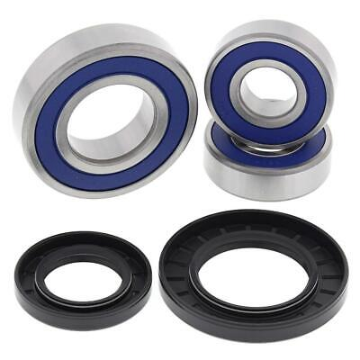 ZXR750 L1-L3 Ninja (ZX750 ZX7) 93-95 WRP by All Balls Rear Wheel Bearing Kit