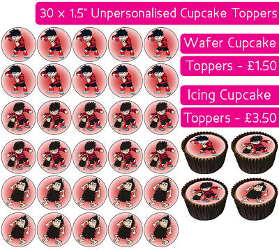 30 BALLET EDIBLE WAFER /& ICING CUPCAKES TOPPERS BIRTHDAY PARTY SHOES DANCING