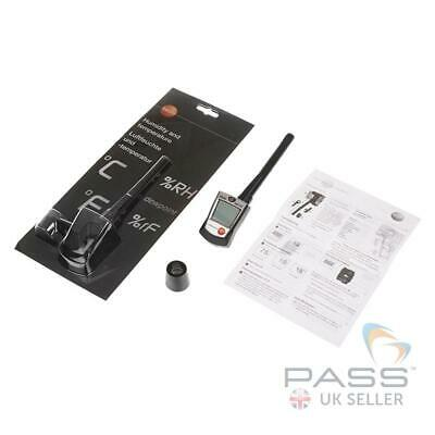 *NEW* Testo 605-H1 Thermo-Hygrometer with Accessories / UK Stock
