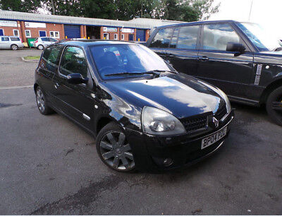 Renault Sport Clio 172 182 01-06 2.0 16v F4R Engine Gearbox Breaking Spares