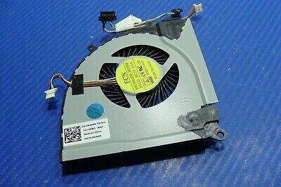 Heatsink P//N 6WYXV 6YRH4 Grade A Genuine Dell Inspiron 11 3135 CPU Cooling fan